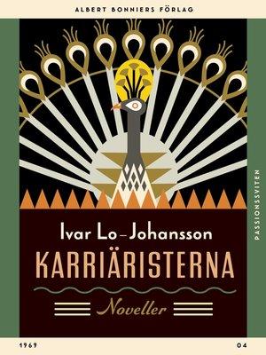 cover image of Karriäristerna