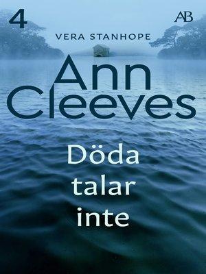 cover image of Döda talar inte