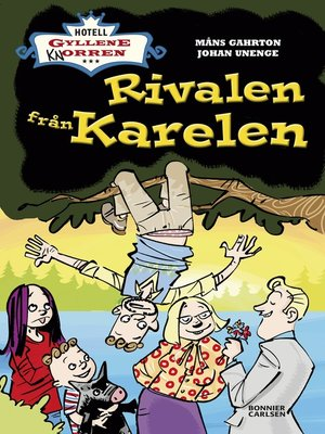 cover image of Rivalen från Karelen