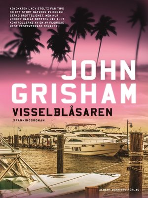 cover image of Visselblåsaren