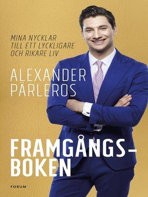 cover image of Framgångsboken