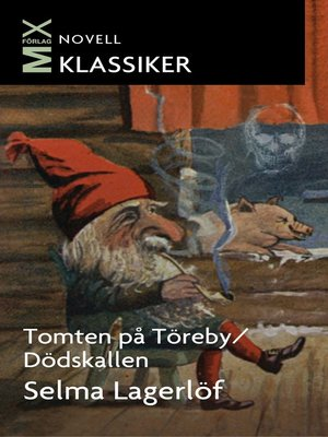 cover image of Tomten på Töreby ; Dödskallen