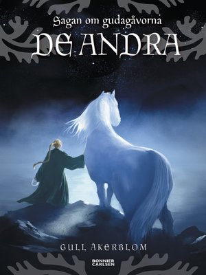 cover image of De andra