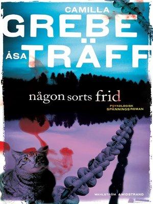 cover image of Någon sorts frid