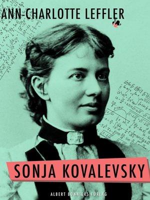 cover image of Sonja Kovalevsky