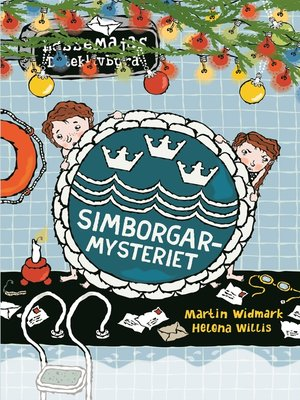 cover image of Simborgarmysteriet