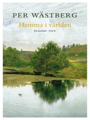 cover image of Hemma i världen