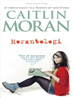 cover image of Morantologi