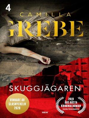 cover image of Skuggjägaren