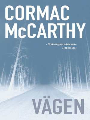 cover image of Vägen