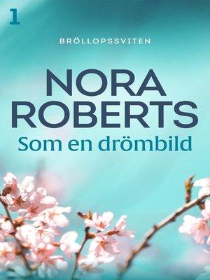 cover image of Som en drömbild