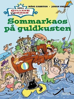 cover image of Sommarkaos på Guldkusten