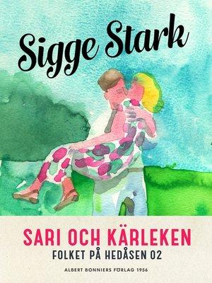 cover image of Sari och kärleken