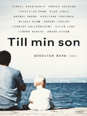 cover image of Till min son