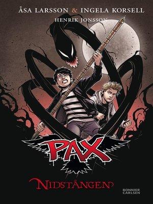 cover image of PAX. Nidstången