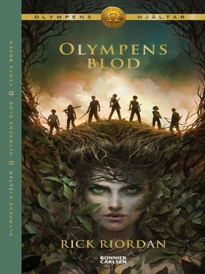 cover image of Olympens blod