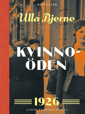 cover image of Kvinnoöden