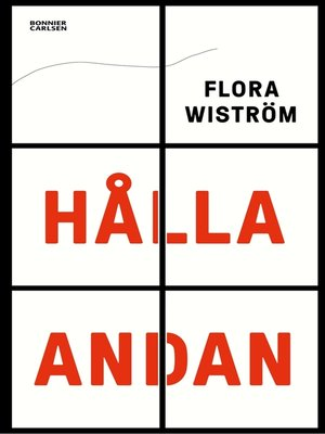 cover image of Hålla andan