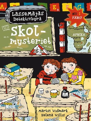 cover image of Skolmysteriet
