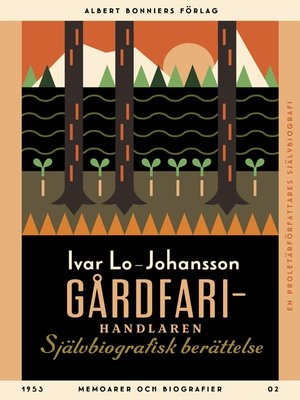 cover image of Gårdfarihandlaren
