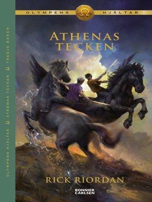 cover image of Athenas tecken