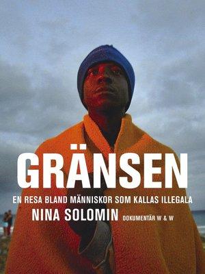 cover image of Gränsen