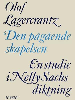 cover image of Den pågående skapelsen