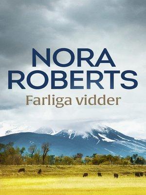 cover image of Farliga vidder