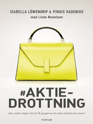 cover image of Aktiedrottning