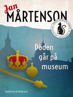 cover image of Döden går på museum