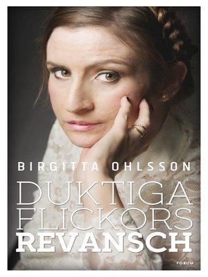 cover image of Duktiga flickors revansch