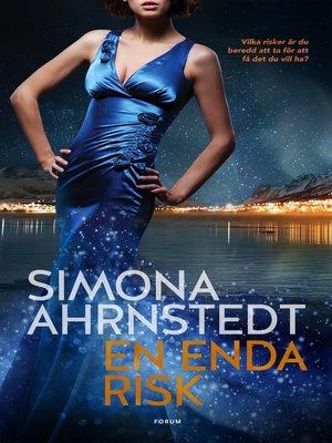 cover image of En enda risk