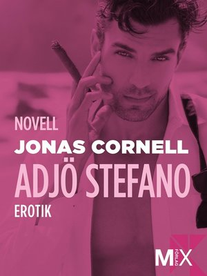 cover image of Adjö Stefano!