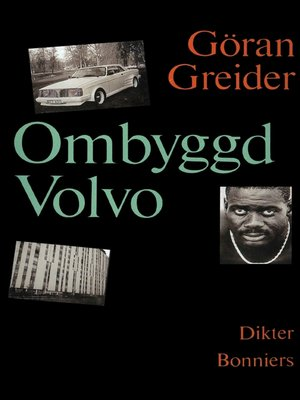 cover image of Ombyggd Volvo