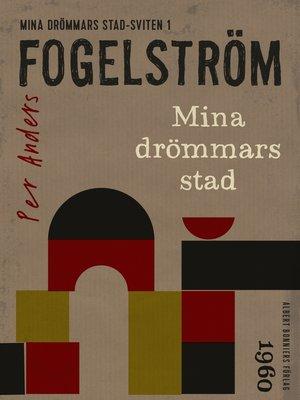 cover image of Mina drömmars stad