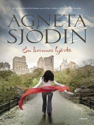 cover image of En kvinnas hjärta