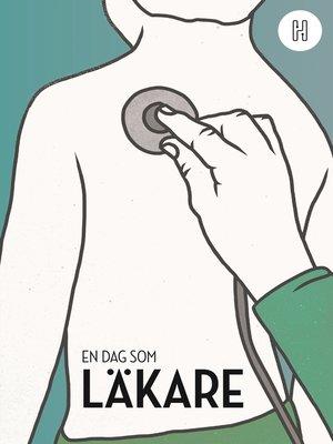 cover image of En dag som läkare