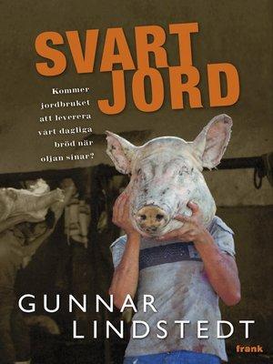 cover image of Svart jord