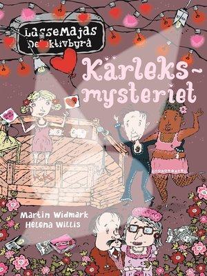 cover image of Kärleksmysteriet
