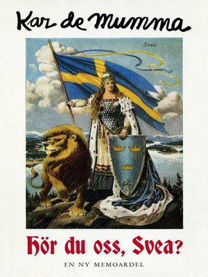 cover image of Hör du oss, Svea?