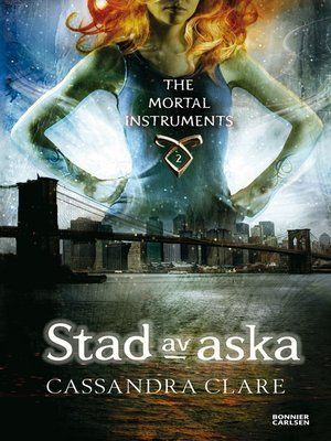 cover image of Stad av aska