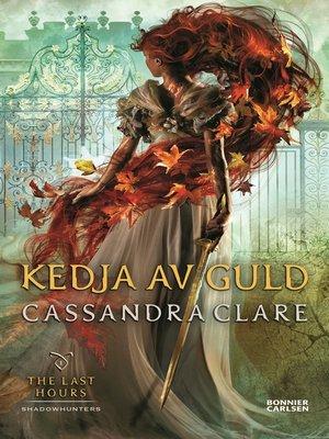 cover image of Kedja av guld