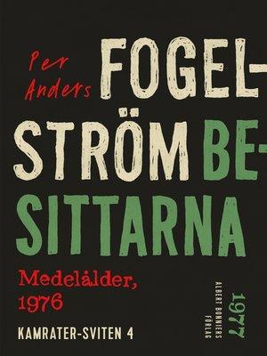 cover image of Besittarna