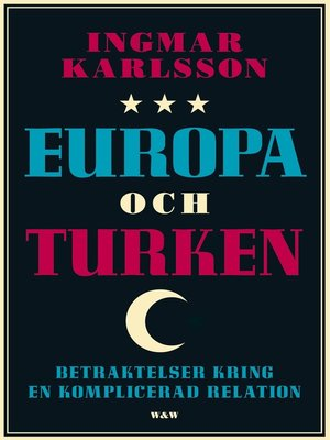 cover image of Europa och turken