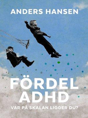 cover image of Fördel ADHD