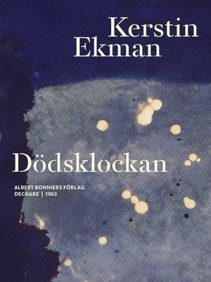 cover image of Dödsklockan