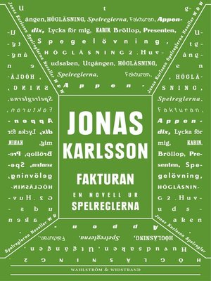 cover image of Fakturan