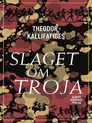 cover image of Slaget om Troja