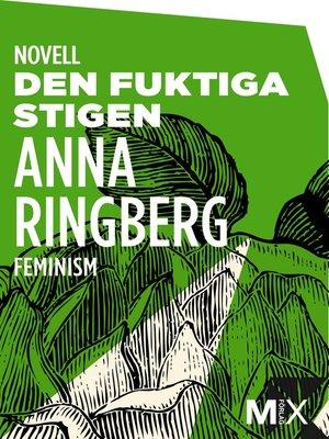 cover image of Den fuktiga stigen