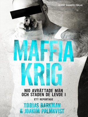 cover image of Maffiakrig